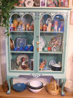 China Cabinet Before Refinishing | Craft Projects | Pinterest | China  Cabinets, Refinished Furniture And Furniture Ideas