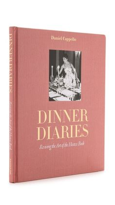 Books With Style Dinner Diaries - No Color by: Books with Style