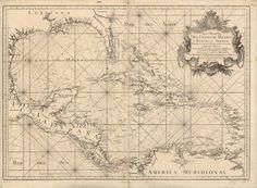 this 1755 nautical chart