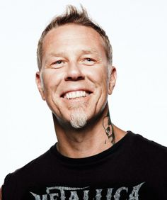 Nai'xyy James Hetfield - rhythm guitarist, co-founder, main songwriter, lead vocalist Metallica.