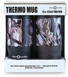 Camouflage Mug 2 pack just $7.49 shipped! (Reg. $14.99)