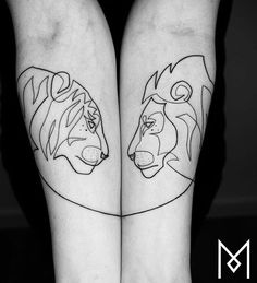 Like what you see? Check out more from Mo Ganji here: https://www.tattoo.com/blog/single-line-tattoos-minimalists-dream/