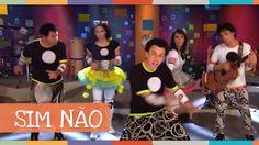 """Sim Não - DVD 3D """"Show Brincadeiras Musicais da Palavra Cantada"""""""