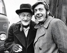 The truth about my dad 'Arold: After TV shows branded, Steptoe And Son star, Harry H. Corbett, bitter and unfaithful, his daughter Susannah hits back British Tv Comedies, Classic Comedies, British Comedy, British Actors, British Celebrities, British Artists, Comedy Actors, Actors & Actresses, Classic Tv