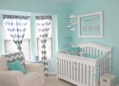 Blooming Homestead: 10 Beautiful Nursery Inspirations-round-up