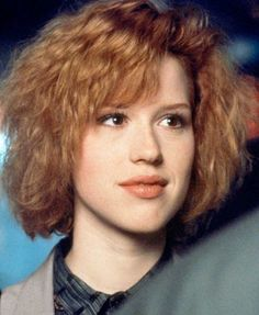 Love Molly Ringwald!  She was great in Sixteen Candles, The Breakfast Club, Pretty In Pink and so on.  She even had a reoccuring role in the ABC Family Series, Life Of An American Teenager!  Loved her in that as well!