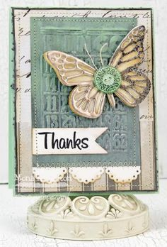 Thanks by Westies - Cards and Paper Crafts at Splitcoaststampers