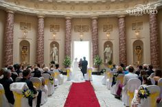 Marble Hall Ceremony