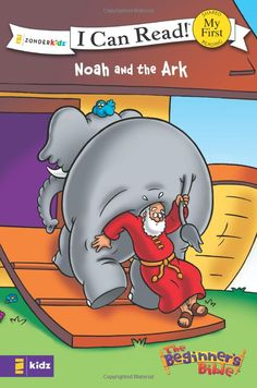 Noah and the Ark (I Can Read! / The Beginner's Bible): Kelly Pulley: 9780310714583: Amazon.com: Books