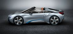 BMW i8 Spyder to make conceptual debut at the Consumer Electronics Show in January. It's official. Ish. A convertible version of BMW's i8 hybrid sports car is set to make its debut at the Consumer Electronics Show in Las Vegas next month. It's also been hinted that the concept will be almost production ready, suggesting …