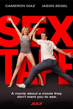 """Make Time for Sex... Cameron Diaz and Jason Segel Share How they do """"It"""" in Sex Tape #Movie #trailer #NowPlaying http://www.redcarpetreporttv.com/2014/07/17/make-time-for-sex-cameron-diaz-and-jason-segel-share-how-they-do-it-in-sex-tape-movie-trailer-nowplaying/"""