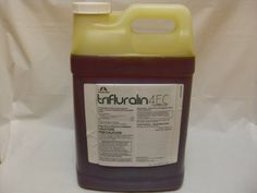 Aceto Corporation 25 Gallon Treflan Trifluralin 4EC PreEmergent Herbicide -- Learn more by visiting the image link.