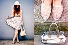 Flowery saturday (by Chavaporn Laohapongchana) http://lookbook.nu/look/3744597-flowery-saturday