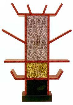 1981 г. Рабочий шкаф «Касабланка»: Этторе Соттсасс