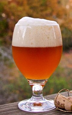 """This week's recipe is a Belgian pale ale from Radical Brewing by Randy Mosher. According to the BJCP Style Guidelines a Belgian pale ale is described as: """"A fruity, moderately malty, somewhat spicy, easy-drinking, copper-colored ale."""" Sounds amazing, and perfect for summer!"""