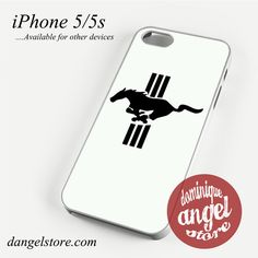 Ford Mustang Logo (2) Phone case for iPhone 4/4s/5/5c/5s/6/6 plus