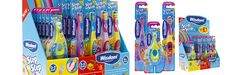 Wisdom Toothbrushes Step by Step Packaging & POS - The Finishing Post