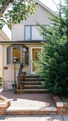 Brooklyn Neighborhoods: Find out what it's like to live in Dyker Heights. Brooklyn Neighborhoods, Nyc Real Estate, Condo, The Neighbourhood, Blues, Cabin, York, Live, House Styles