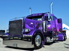 Texas-based purple heart-recipient and owner-operator Sean McEndree worked with DB Kustom Trucks on this spectacular military-tribute rig, a frame-up build of a 2006 Peterbilt 379 powered by an Ace…