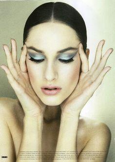Makeup: Savva  For: SNC  Using: Ellis Faas Cosmetics