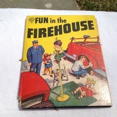 1St Edition Fun In The Firehouse By Nila O'Hearn