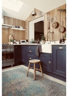 306 Likes, 27 Comments - Maz Kitchen Dining, Kitchen Cabinets, Dining Room, Serving Hatch Ideas, Country Kitchen Designs, Home Renovation, Modern Rustic, Home Kitchens, New Homes