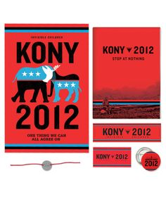 Stop Kony 2012... Invisible Children, Inc... a child is a child, regardless of what continent they live on! Help make Joseph Kony famous so the world can STOP him!