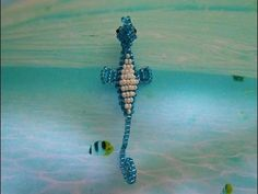A 3D Beaded Seahorse Tutorial that is more advanced but looks beautiful when finished. To download Free or Paid PDF versions of Beaded Creations visit - http...