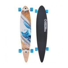 longboard Tempish WAVEE Skateboard, Skateboarding, Skate Board, Skateboards