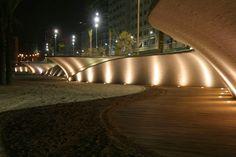 Benidorm Waterfront, Benidorm, Spain designed by OAB Ferrater & Partners - Google'da Ara