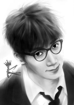 Jun.K Jun K, Fan Art, Eyes, Cat Eyes