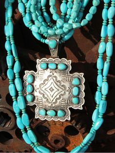 Santa Fe Spanish Cross from Brit West