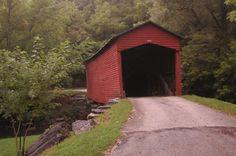 Covered Bridge Virginia