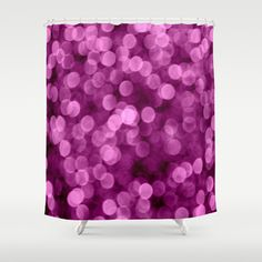 Purple Scrub  - JUSTART © Shower Curtain by JUSTART  - $68.00 #justart #society6 #showercurtain #bathroom #home #decor #purple #pink #abstract