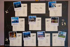 Risultati immagini per nomi tavoli matrimonio tema miami e new york