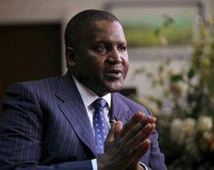 Africa's Richest Man Aliko Dangote Reveals Secret of Business Success