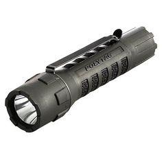 Streamlight 88850 PolyTac LED Flashlight with Lithium Batteries, Black