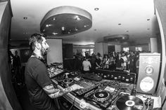 Last Night On Earth - Mahony playing for BlackOut Timisoara Last Night On Earth, Electronic Music