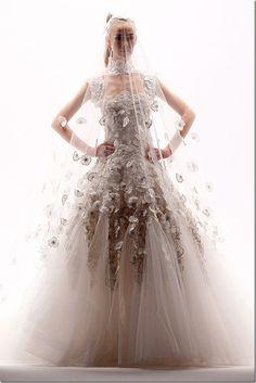 Imágenes de Vestidos de Boda Más Extravagantes y Llamativos | Interoxio