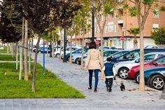 #Benicalap #Valencia #JuanXXIII #Parques #Paseo