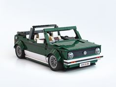 """""""VW Golf MK1 Cabriolet"""" by BuildMe: Pimped from Flickr"""