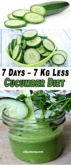7 Days – 7 Kg Less (Cucumber Diet) #health #fitness #weightloss #fat #diy #drink #smoothie #weightloss #burnfat #diet #naturalremedies th #weightloss #burnfat #diet #naturalremedies #weightloss