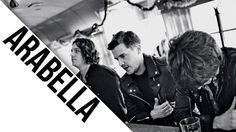 Arctic Monkeys - Arabella... I never appreciated this song as much as I do now. The lyrics are as fantastic as the guitar.