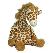 Gear - Gentile Giraffe On the Go by Cloud B - Bippity Boppity Baby   Robeez Baby Shoes