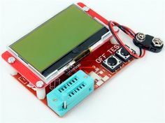 Cheap tester ii, Buy Quality tester peugeot directly from China esr capacitor Suppliers: LCD graphic display resistance inductance measuring transistor tester capacitor ESR meter Lcd, Nintendo Consoles, Display, Billboard, Chart, Floor Space