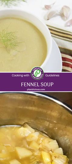 Try using either a pressure cooker, Instant Pot, or slow cooker to keep your kitchen cooler during these hot days! And, what better way to stay cool than with a cool Vichyssoise with Fennel Soup.  This vichyssoise is a little bit of a different, healthier, plant-based take on the traditional vichyssoise which is made with leeks, potatoes, chicken broth, butter, and cream. Kitchen Cooler, Fennel Soup, Hot Days, Cheeseburger Chowder, Instant Pot, Plant Based, Slow Cooker, Soups, Butter