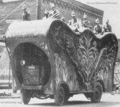Circus Band Wagon.