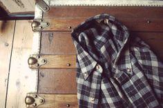 'Cause You Need ...: ... Lumberjack's shirts