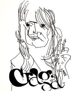 belle BRUT sketchbook: #ladygaga #portermagazine #fashion #style #illustration #blindcontour © belle BRUT 2014 http://bellebrut.tumblr.com/post/93654872865/belle-brut-sketchbook-ladygaga-fashion-style