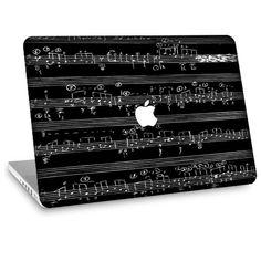Apple Macbook Air 11 13  Decal Skin w/  Apple Cutout by skunkwraps